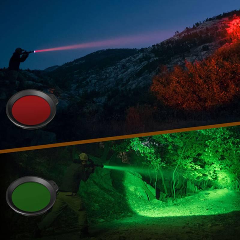 Bilde av Jaktlys FENIX HT18 LED LYKT