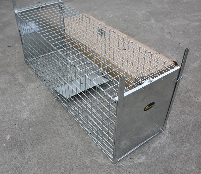 Bilde av Revefelle sammenleggbar fangstfelle for rev - Revebås