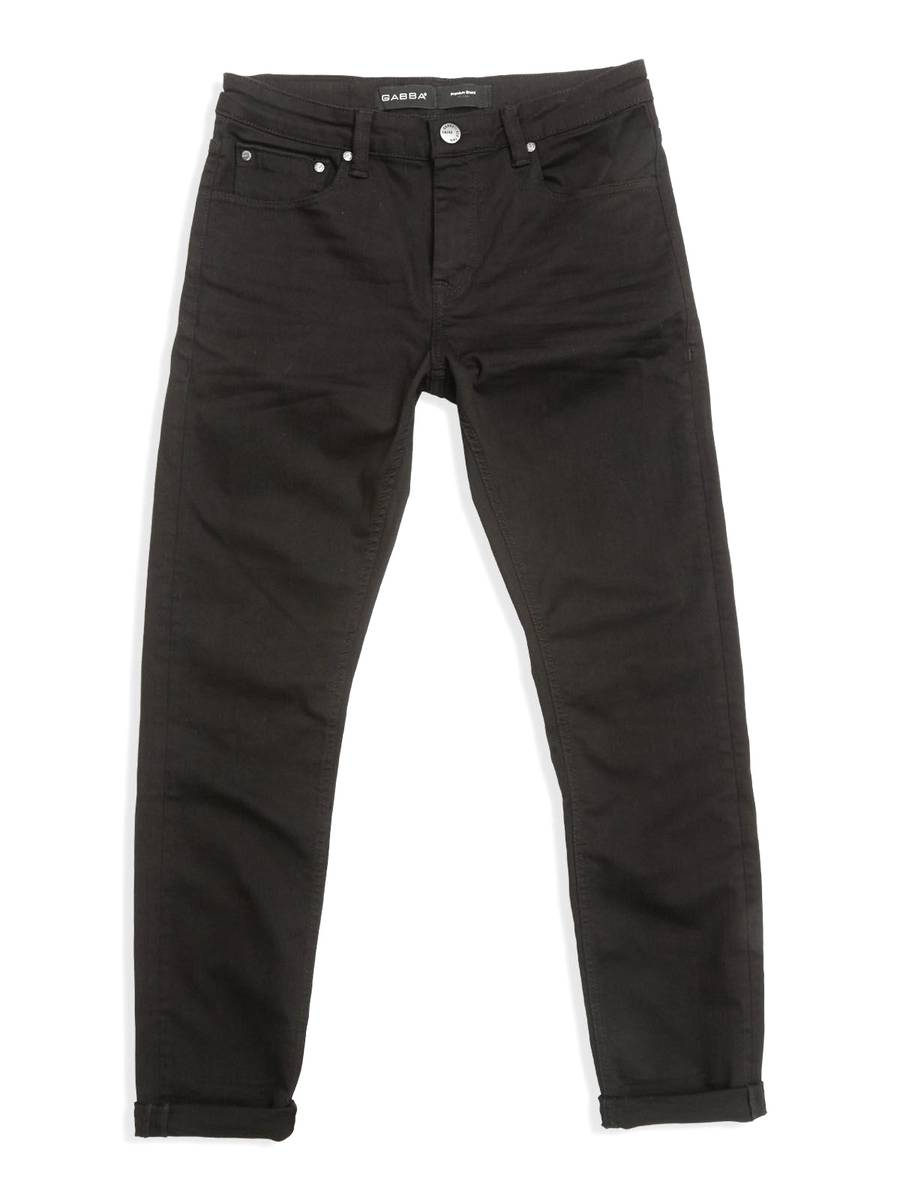 GABBA - Jones K1911 32L Black Jeans RS0955
