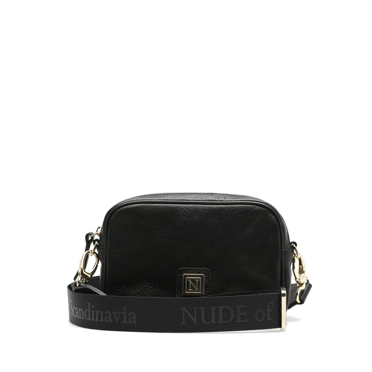NUDE - Molly CB Bag Saratoga / Nero Gold 232SO
