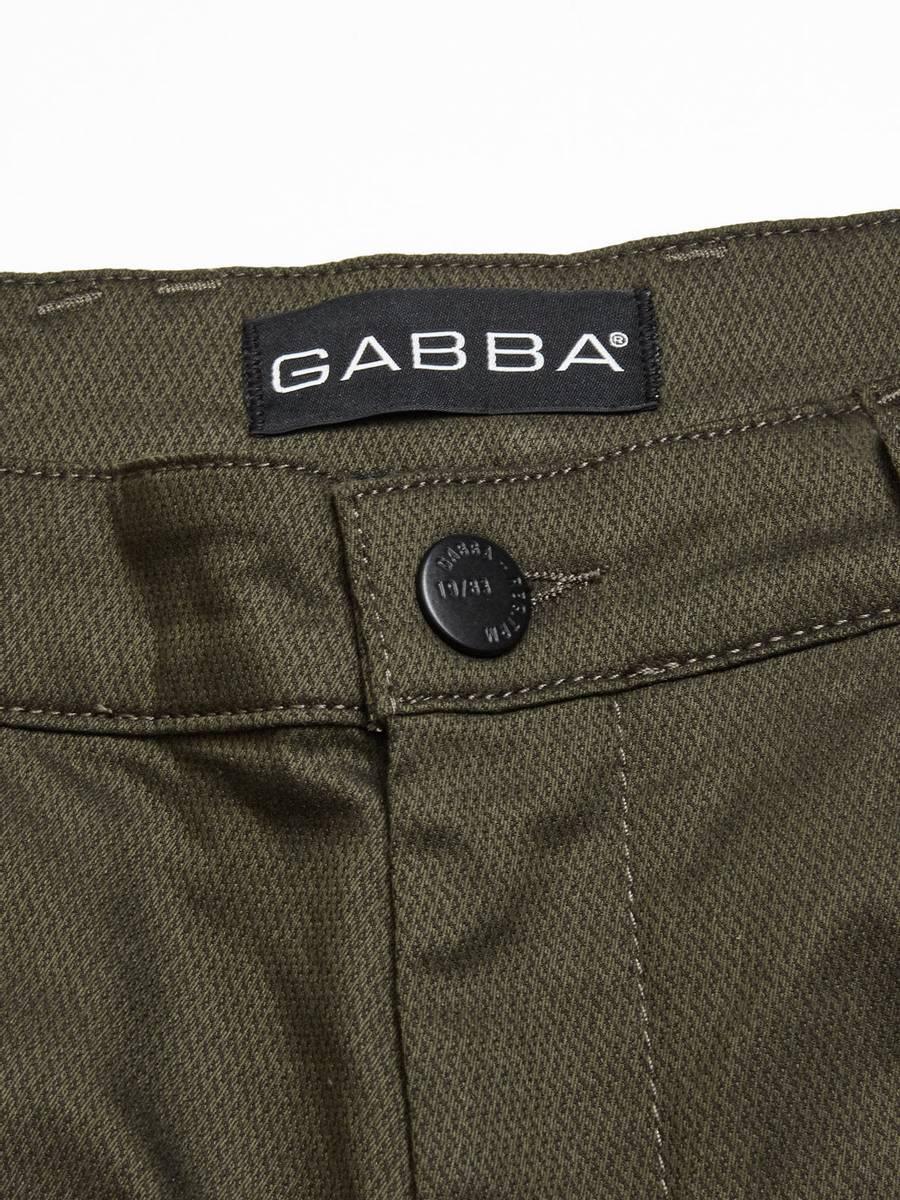 GABBA - Pisa Cargo K3280 Dale Pant Army