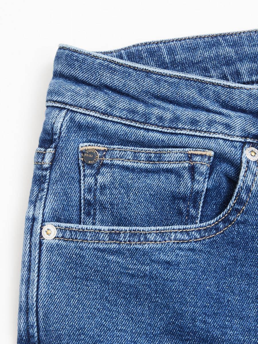 GABBA - Math K3868 32L Medium blue Jeans RS1367