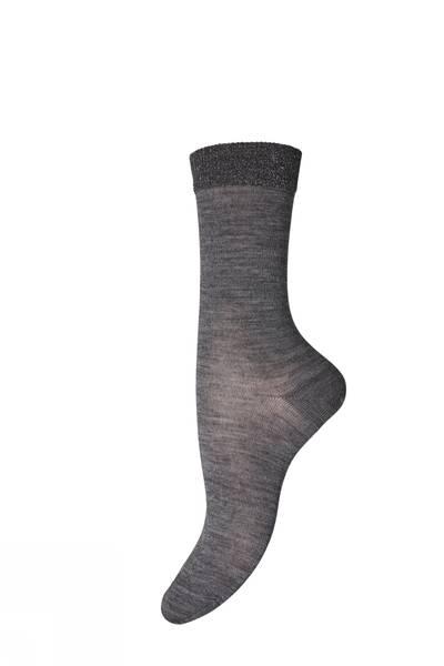 Bilde av MP - Ankle Sindy Socks Grey