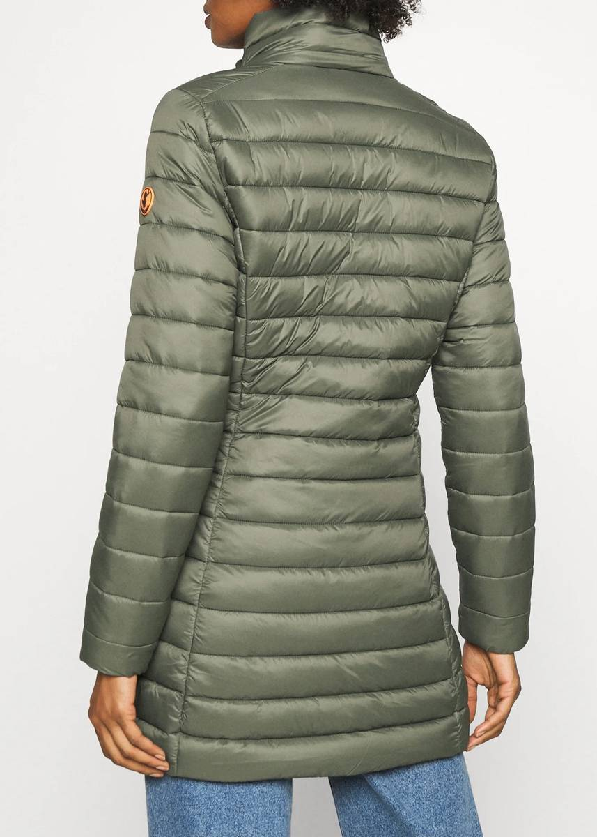 SAVE THE DUCK - Carol Giga Light Down Coat Thyme Green