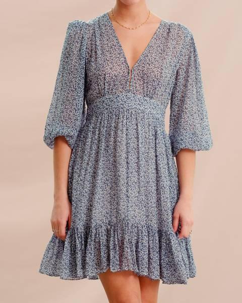 Bilde av BYTIMO - Delicate Semi Gown