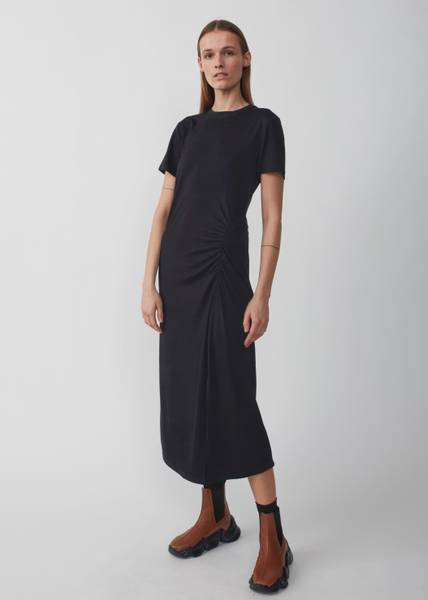 Bilde av JUST - Hazel Dress Black