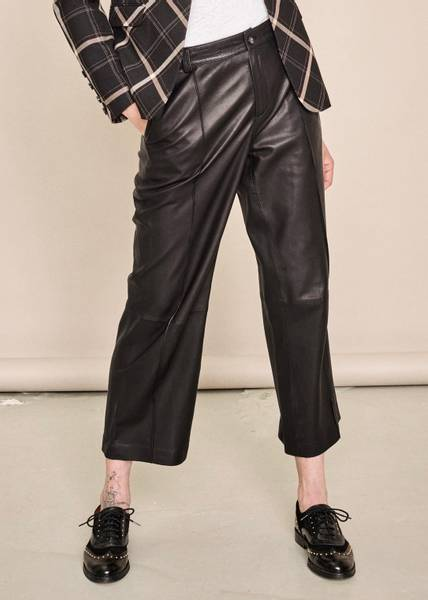 Bilde av MOS MOSH - Como Leather Pant