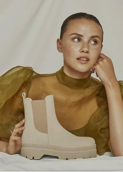 Bilde av PAVEMENT - Viola Boots Nubuck