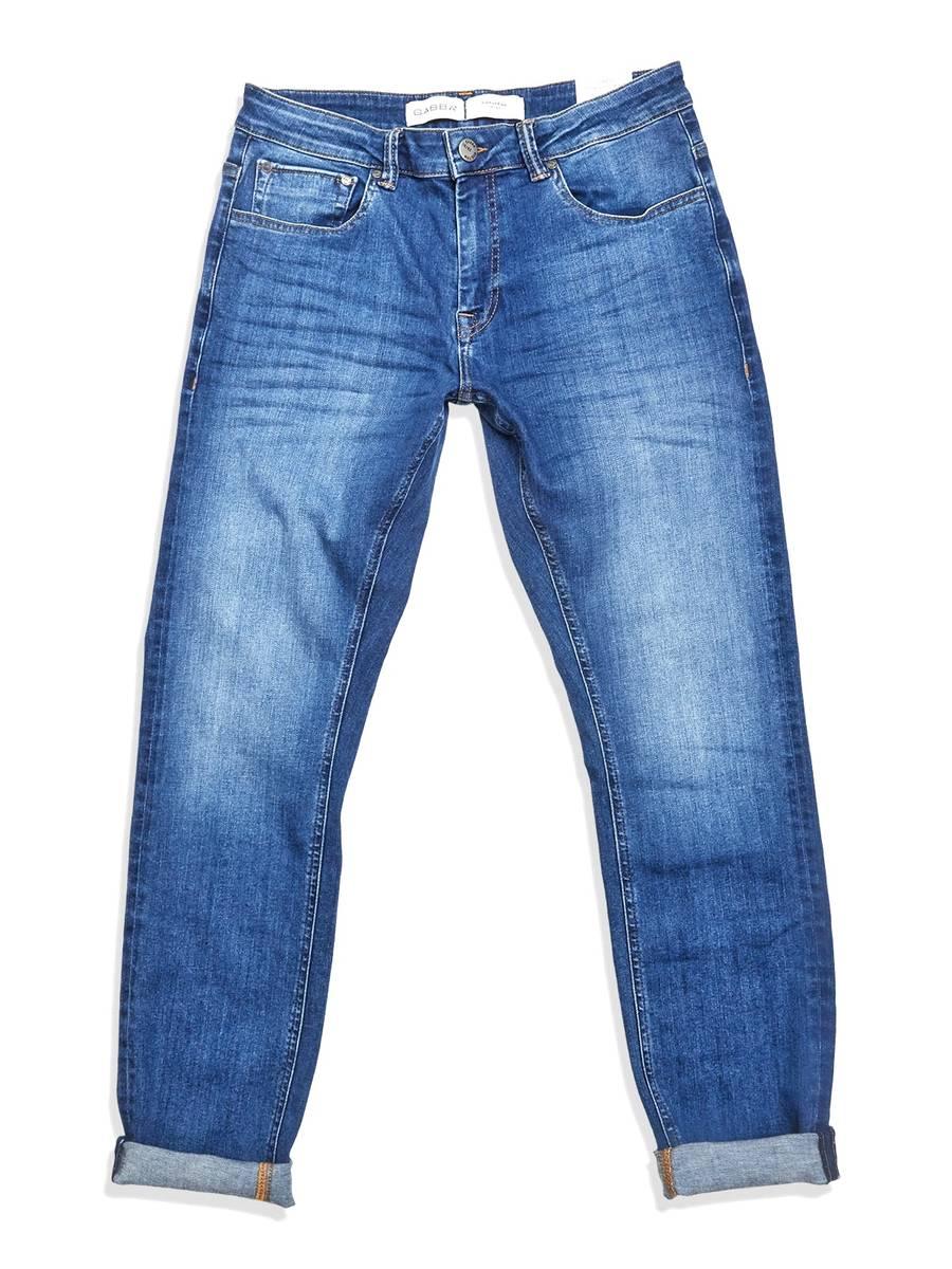 GABBA - Jones K3870 32L Medium blue Jeans RS1348
