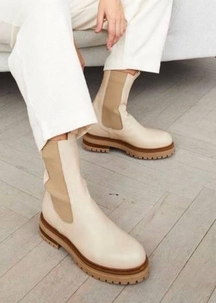 Bilde av BUKELA - Teo Boots Latte