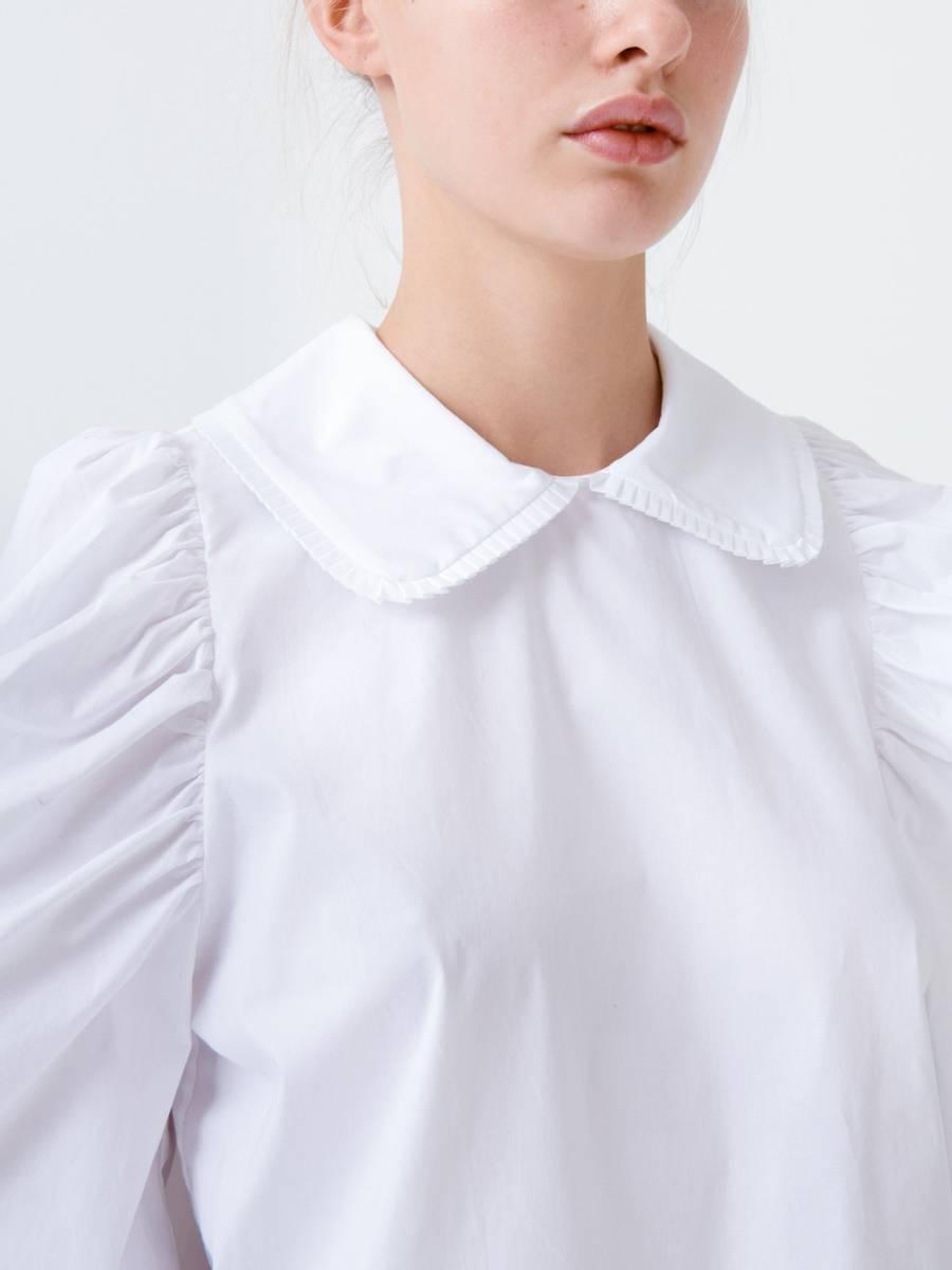 MUNTHE - Rewa Shirt White