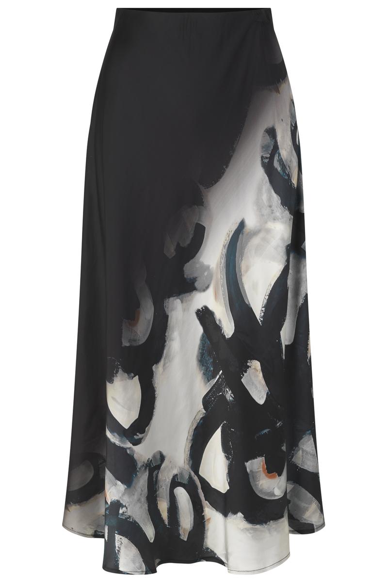 MUNTHE - Ra Skirt Black