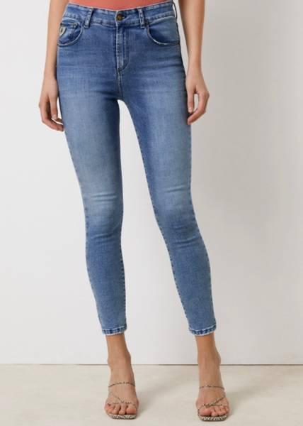 Bilde av LOIS - Celia Cropped Jeans 36