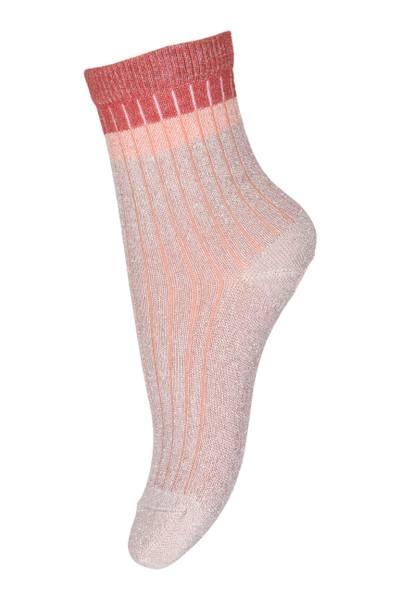 Bilde av MP - Noma Glitter Socks Beige