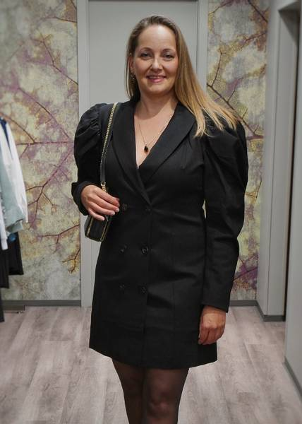 Bilde av JUST - Elsi Blazer Dress
