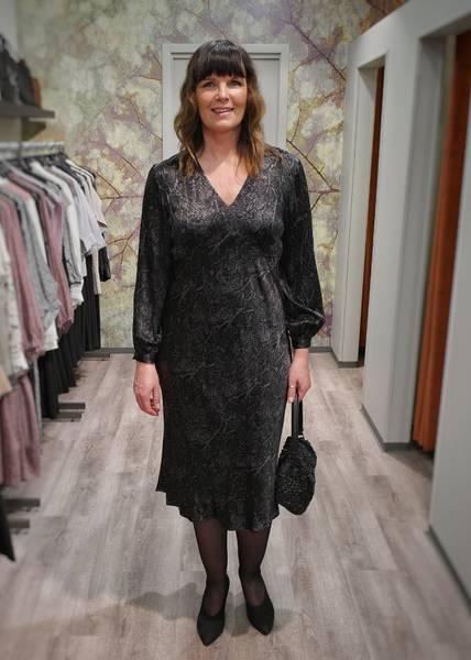 Bilde av RAILS - Shiloh Dress Charcoal
