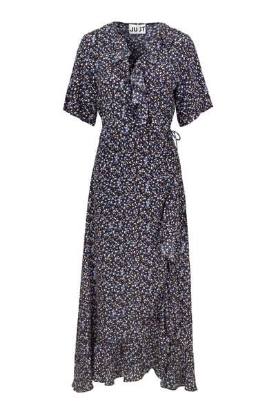 Bilde av JUST - Lassy Maxi Wrap Dress