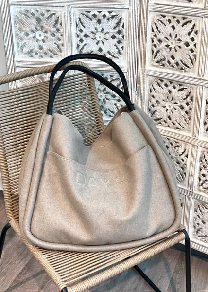 Bilde av DAY ET - Woolen Mega Shopper