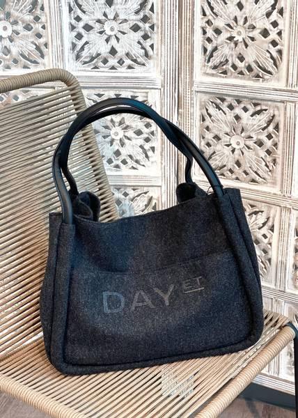Bilde av DAY ET - Woolen Small Shopper