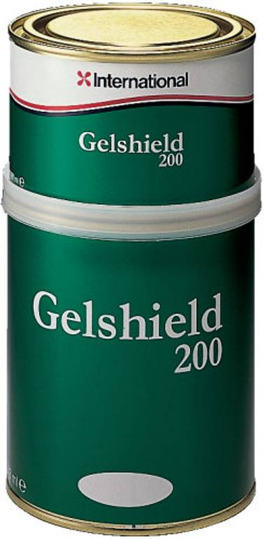 GELSHIELD 200 - 0,75 L GRÅ