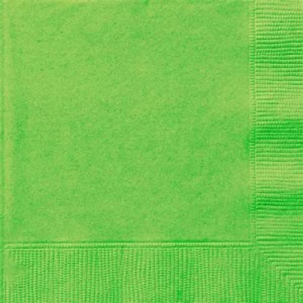 Serviett grønn 20-pk
