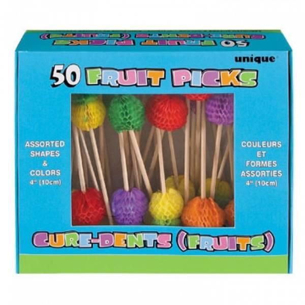 Fruktpinne 50-pk