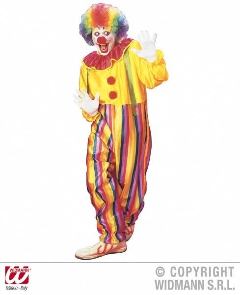 Circus Clown - klovnedrakt