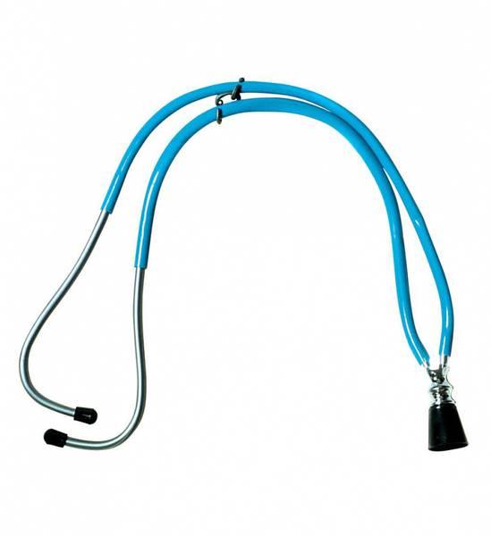 Stethoscope Lege, blå