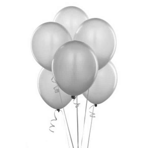 Ballonger 10-pk gule