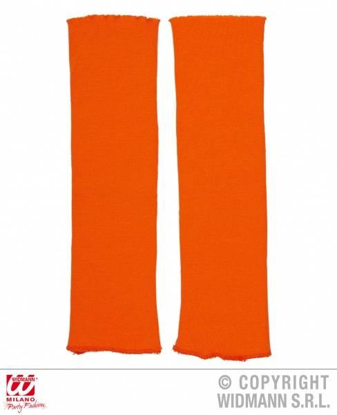 Neonfargede Leggvarmere, oransje