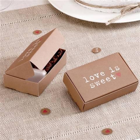 Bilde av Kakebokser Rustikke Love is Sweet