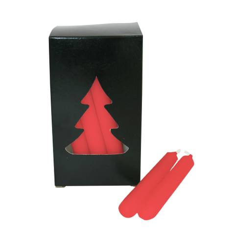 Bilde av Juletrelys Røde Levende 10,2cm 20stk