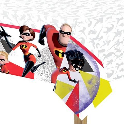 Bilde av The Incredibles 2 Plastduk 1.8m x 1.2m