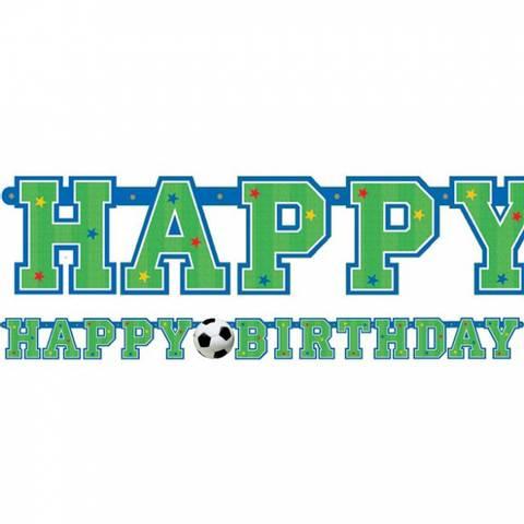 Bilde av Championship Fotball Banner - 1.3m