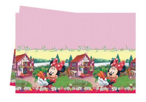 Bilde av Minnie Mus Søte Bær Plastduk 1.20x1.80m