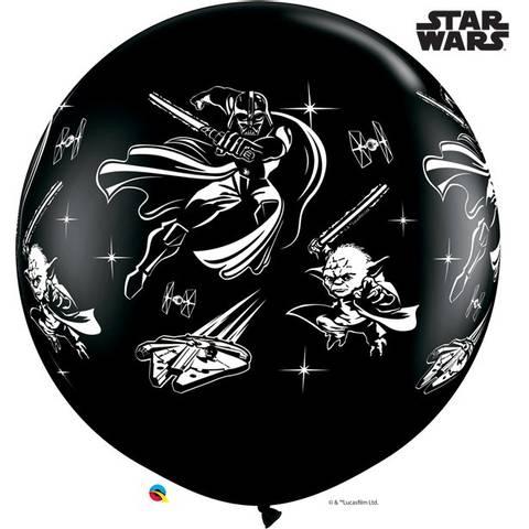 Bilde av Star Wars Giant Ballong Lateks 90cm 2stk