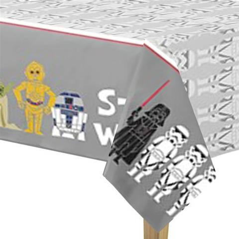 Bilde av Star Wars Plastduk 120cm x 180cm