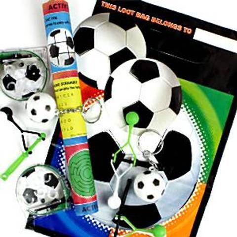 Bilde av  Fotball Championship Favoritt Pakke 48stk