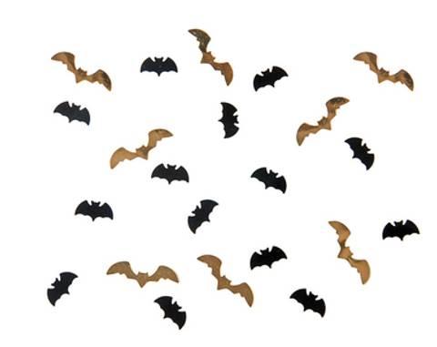 Bilde av Halloween Konfetti Flaggermus 15g