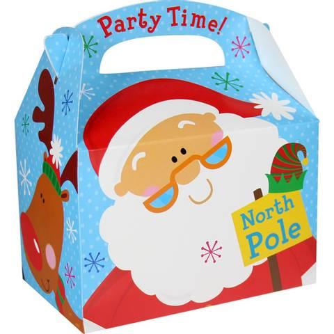 Bilde av Christmas Party Box 15cm 1stk