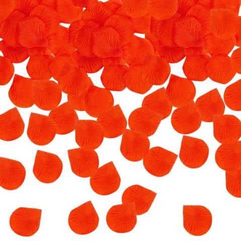 Bilde av Røde Roseblader 150stk