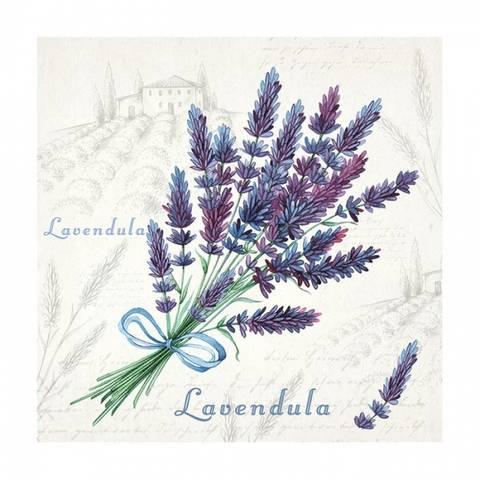 Bilde av Servietter Lavendel 33cm 20stk