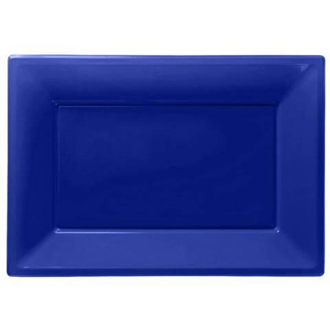 Bilde av Serveringsfat Royal Blå 23cm x 32cm