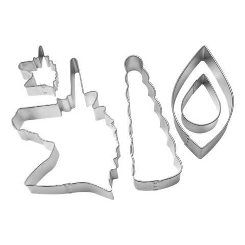 Bilde av Kakeformer Unicorn Dekorasjons Kit