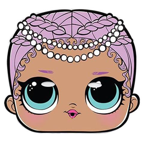 Bilde av LOL Surprise Merbaby Maske