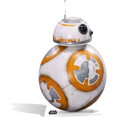 Bilde av The Force Awakens BB8 Supershape Ballong Folie 83cm