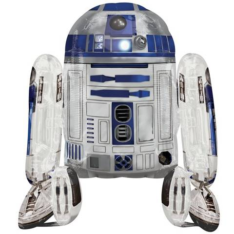 Bilde av Star Wars R2-D2 Airwalker Ballong