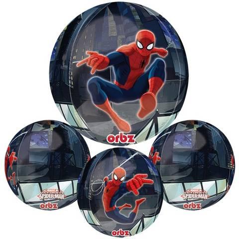 Bilde av Spiderman Orbz Ballong 40cm Folie 1stk