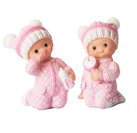 Bilde av Figur Baby Rosa 8cm