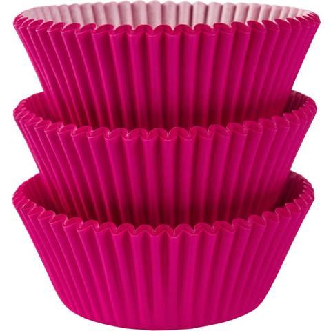 Bilde av Muffinsformer Varmrosa 75stk
